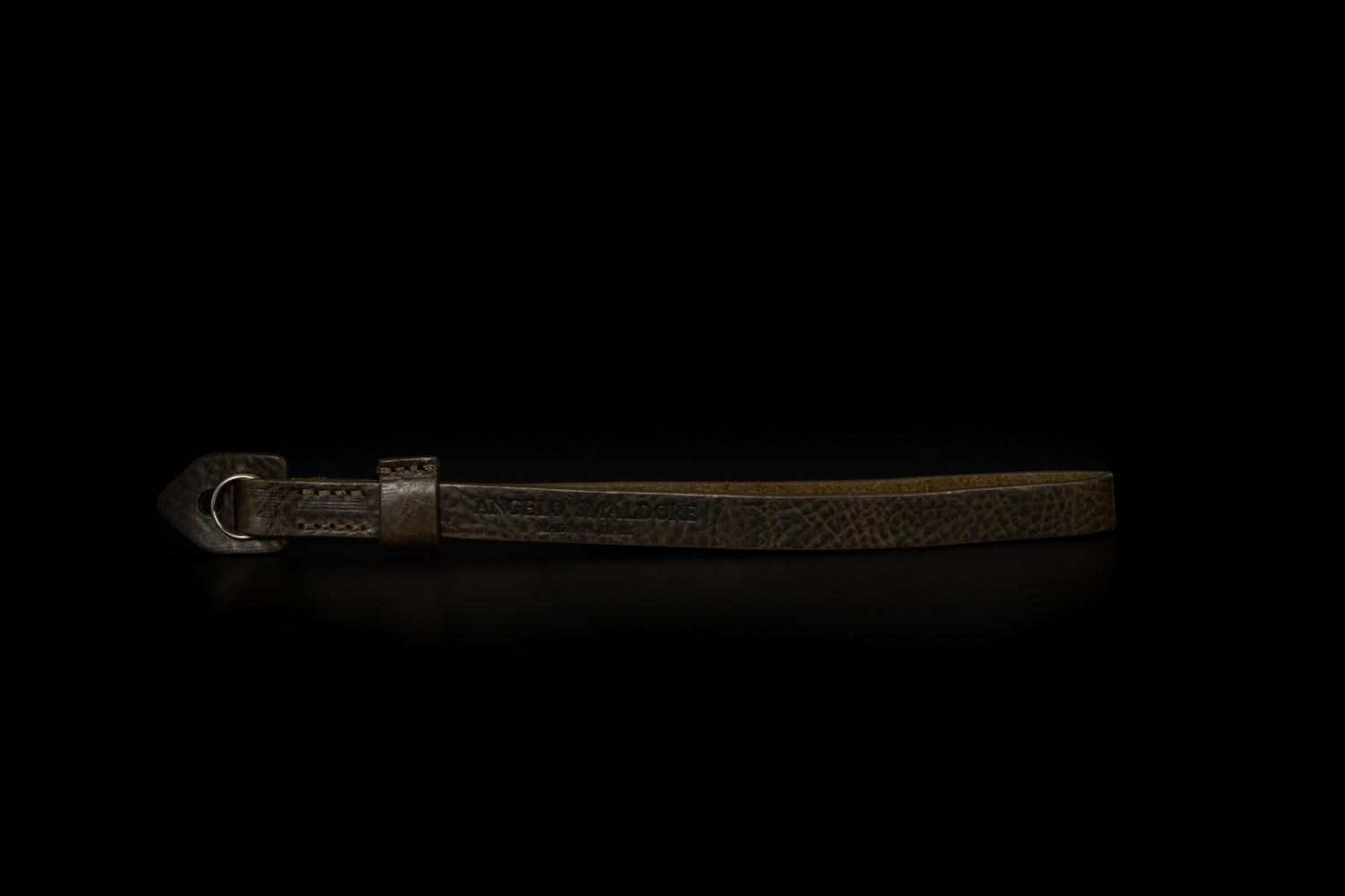 Picture of Angelo Pelle Wrist Strap, Padded - Safari Green