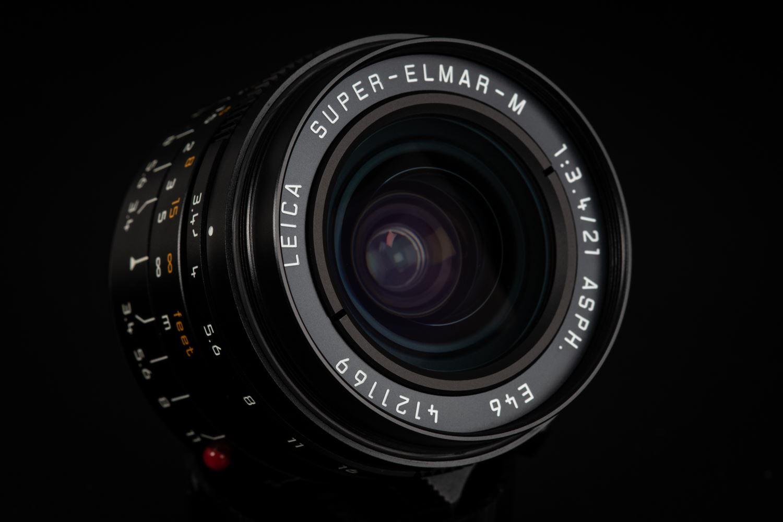 Picture of Leica Super-Elmar-M 21mm f/3.4 ASPH
