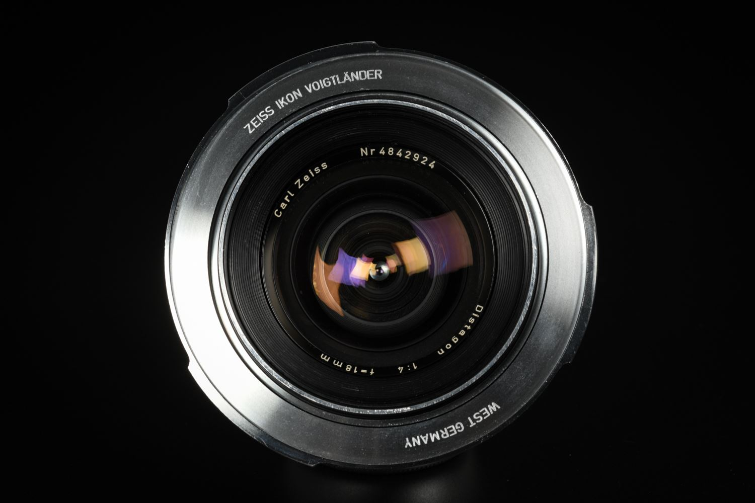 Picture of Contarex Distagon 18mm f/4