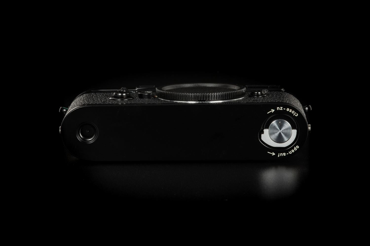 Picture of Leica M3 Kanto Repaint Black Paint