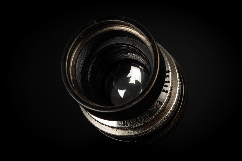 Picture of Hugo Meyer Kino-Plasmat 1inch f/1.5 c-mount