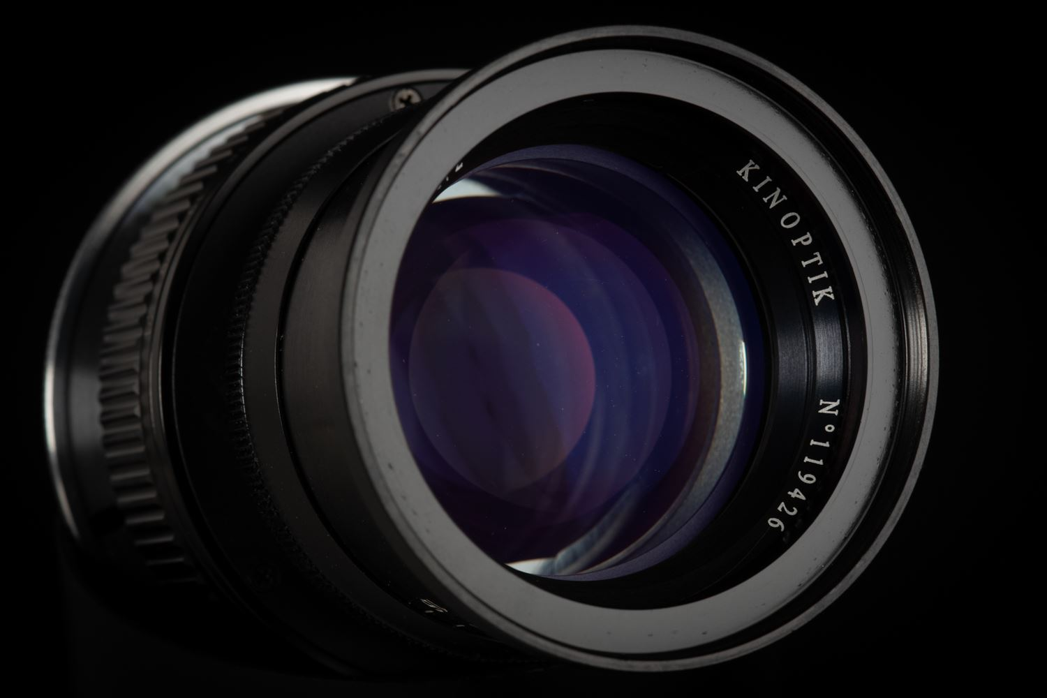 Picture of Kinoptik Apochromat 75mm f/2 Modified to Sony A