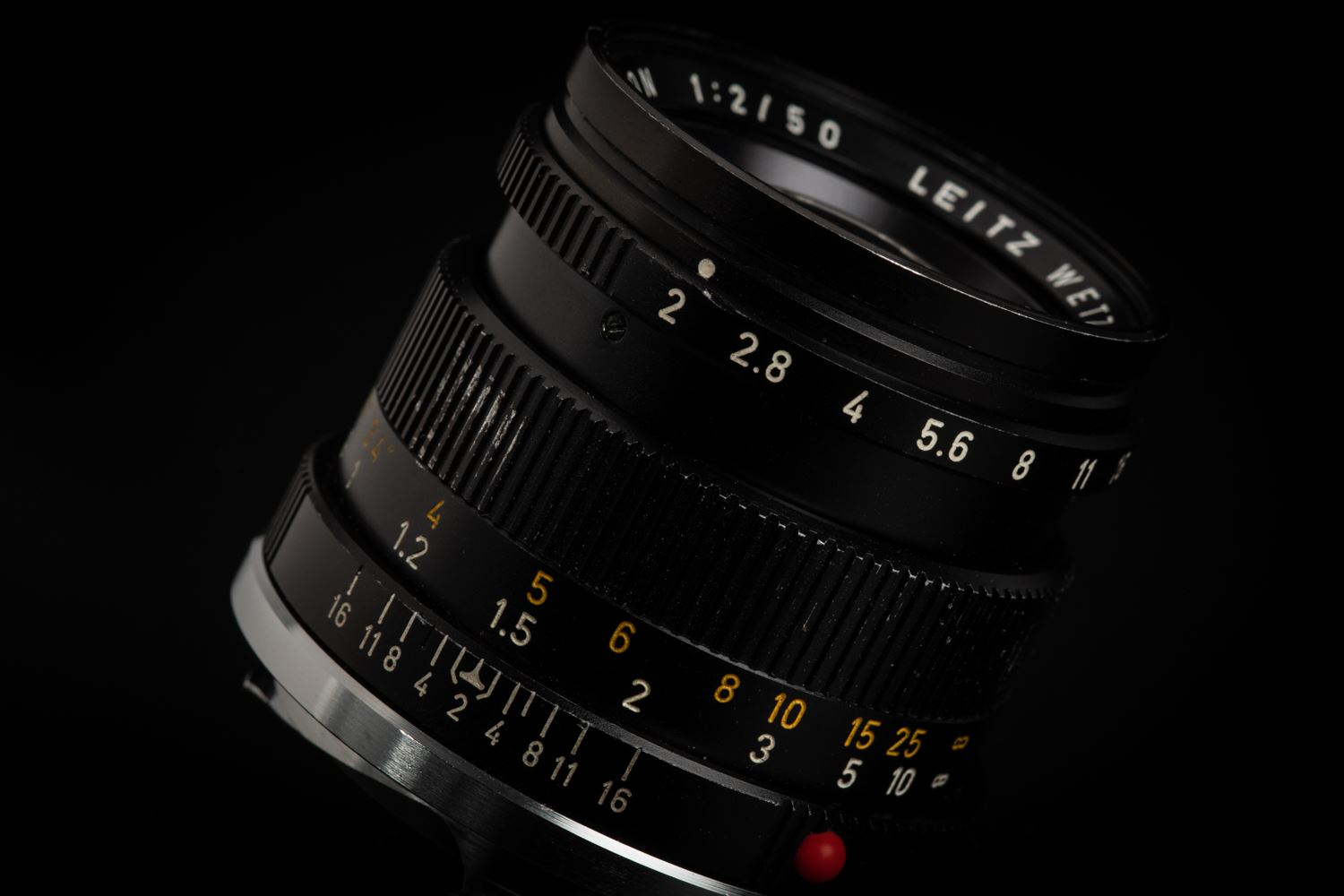 Picture of Leica Summicron-M 50mm f/2 Ver.3 High Leg