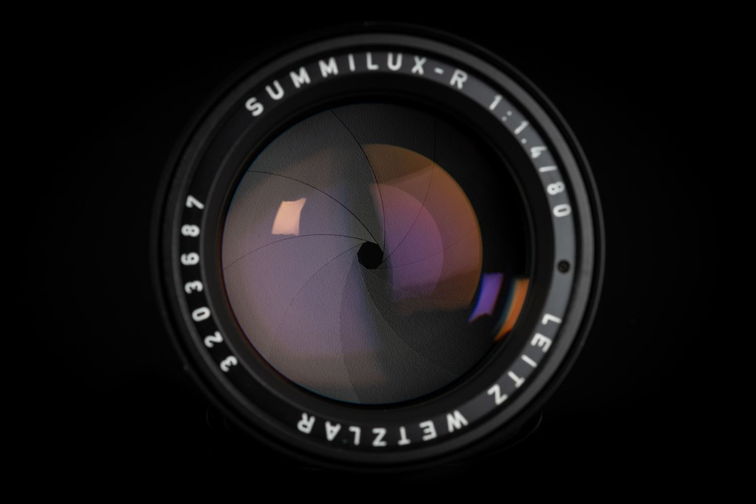 Picture of Leica Summilux-R 80mm f/1.4 Modified to Sony A Mount