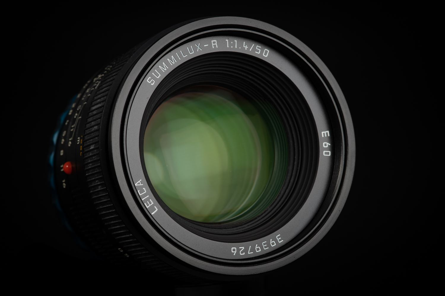 Picture of Leica Summilux-R 50mm f/1.4 E60 Modified to Sony A Mount with Novoflex Sony A to E adapter
