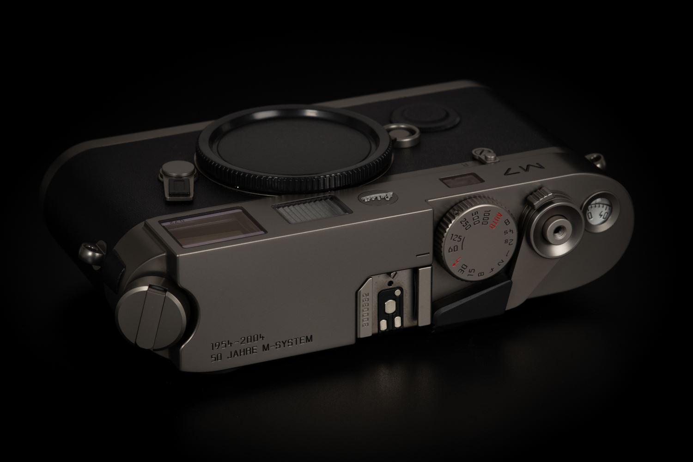 Picture of Leica M7 Titanium 50 Jahre M-system Set