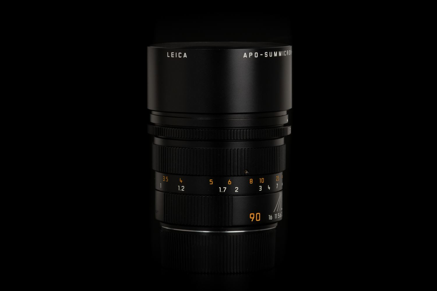 Picture of Leica APO-Summicron-M 90mm f/2 ASPH Black