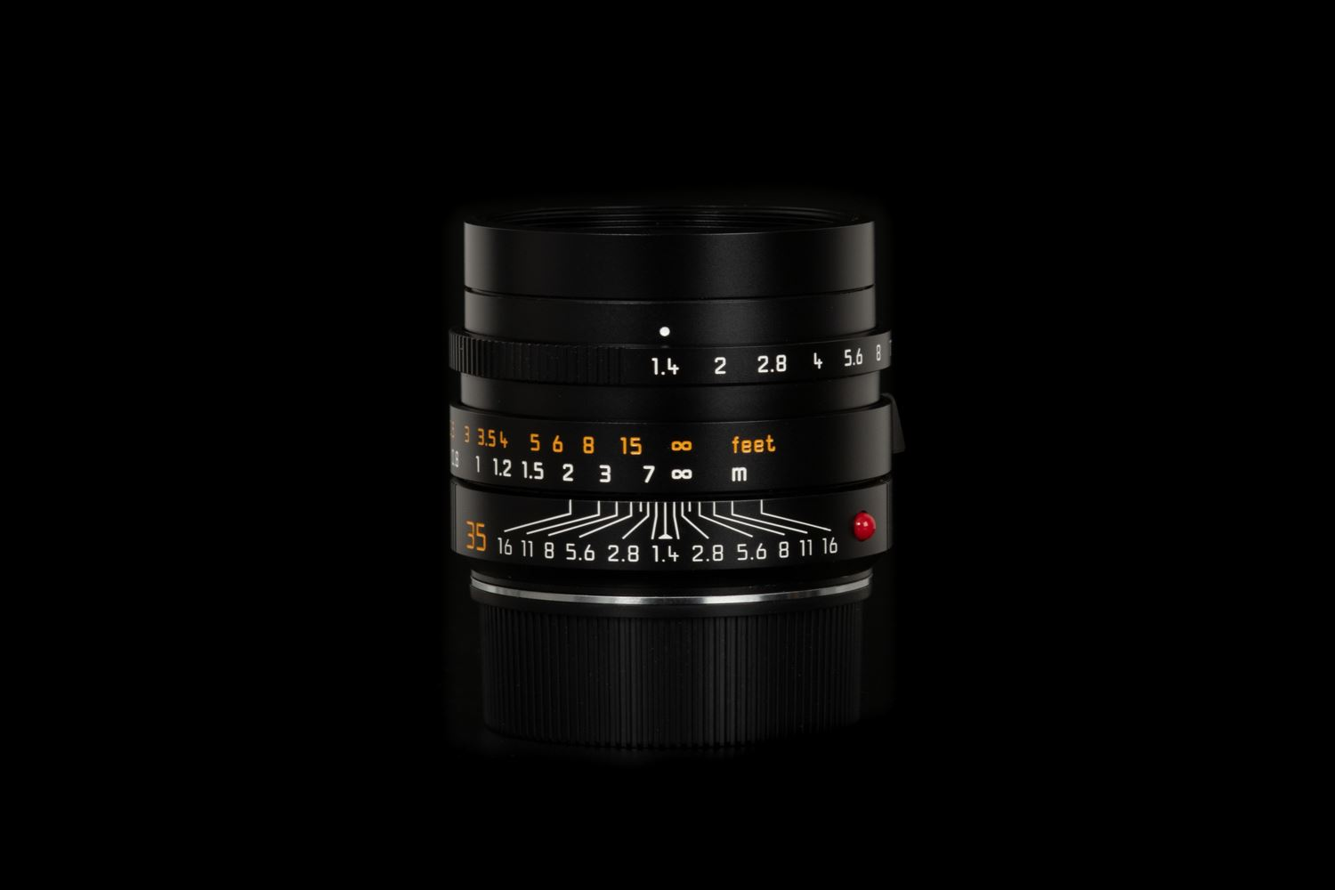 Picture of Leica Summilux-M 35mm f/1.4 ASPH FLE Black