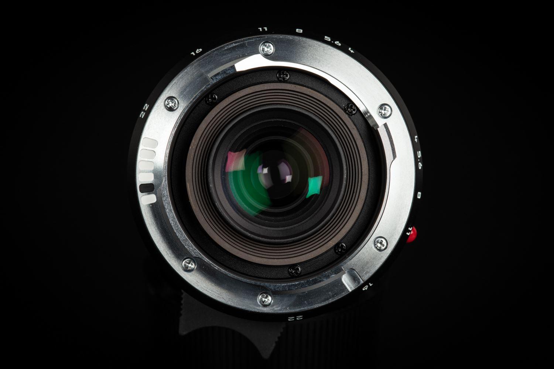 Picture of Leica WATE Tri-Elmar-M 16-18-21mm f/4 ASPH Black