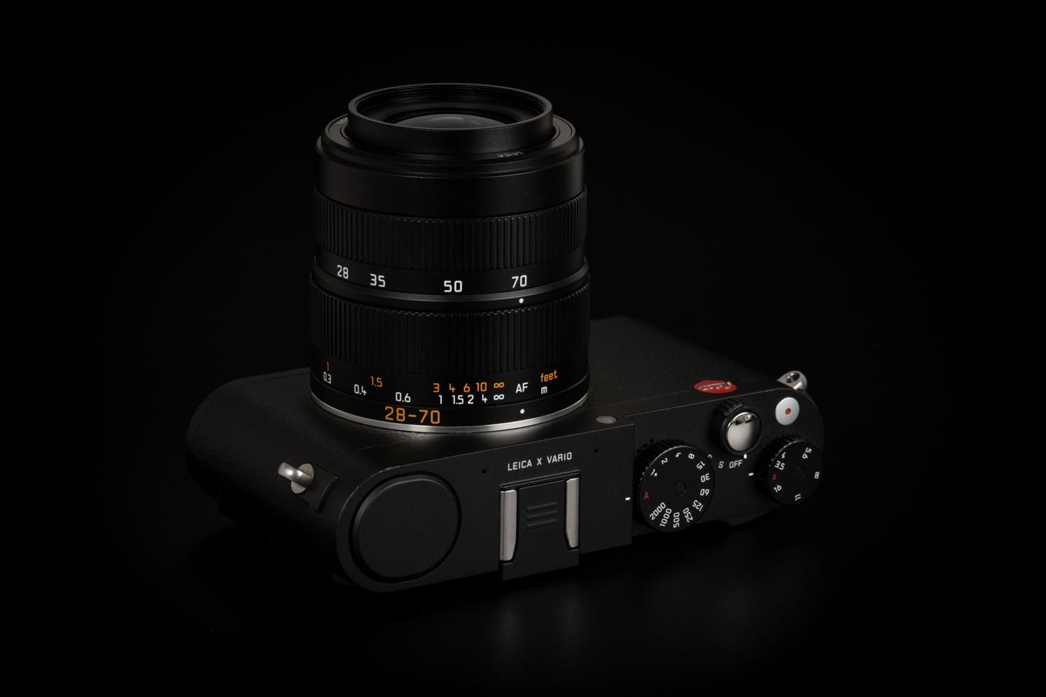 Picture of Leica X Vario (Typ 107) Black