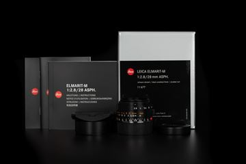 Picture of Leica Elmarit-M 28mm f/2.8 ASPH Ver.2