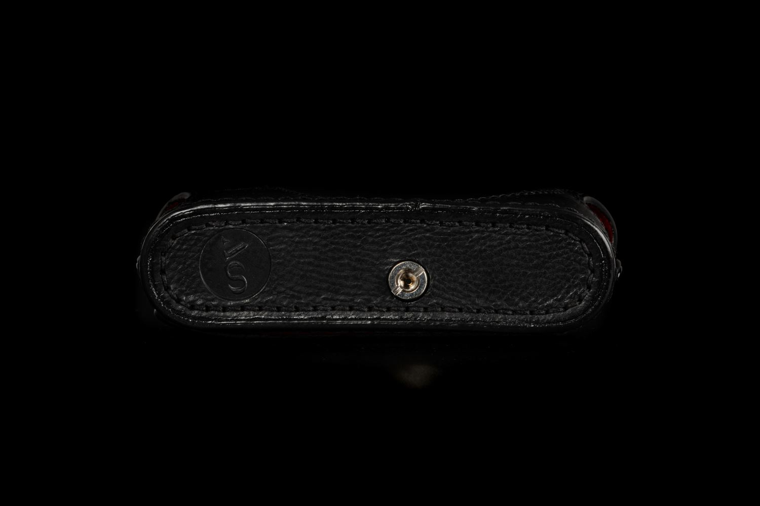 Picture of Angelo Pelle Half Case for M10 - Black