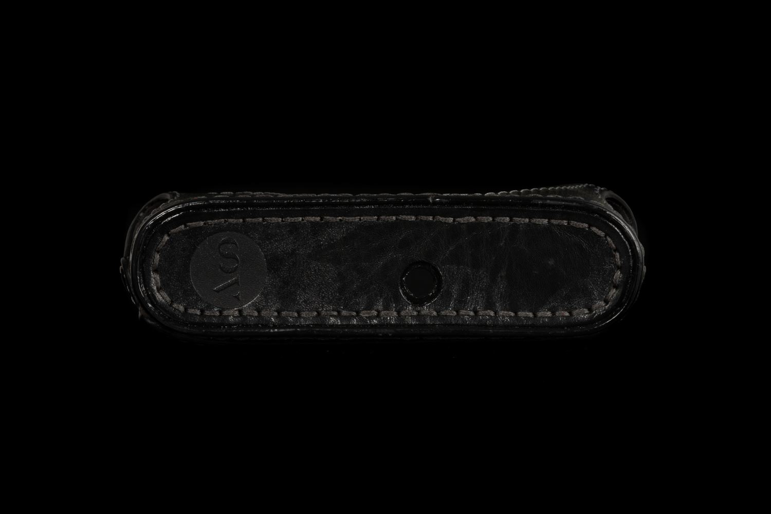 Picture of Angelo Pelle Half Case for M10 - Black Silver Camouflage