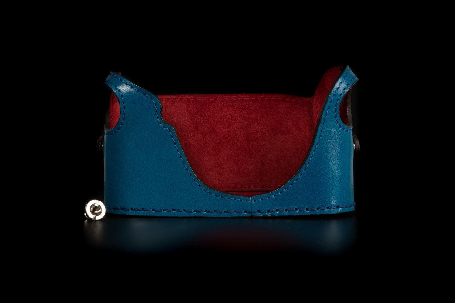 Picture of Angelo Pelle Half Case for M10 - Blue