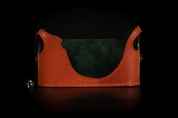 Picture of Angelo Pelle Half Case for M10 - Orange