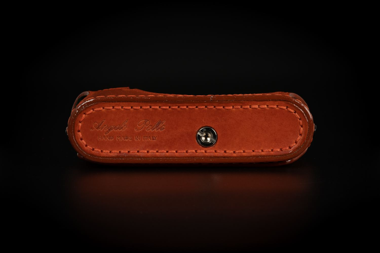 Picture of Angelo Pelle Half Case for M10 - Orange