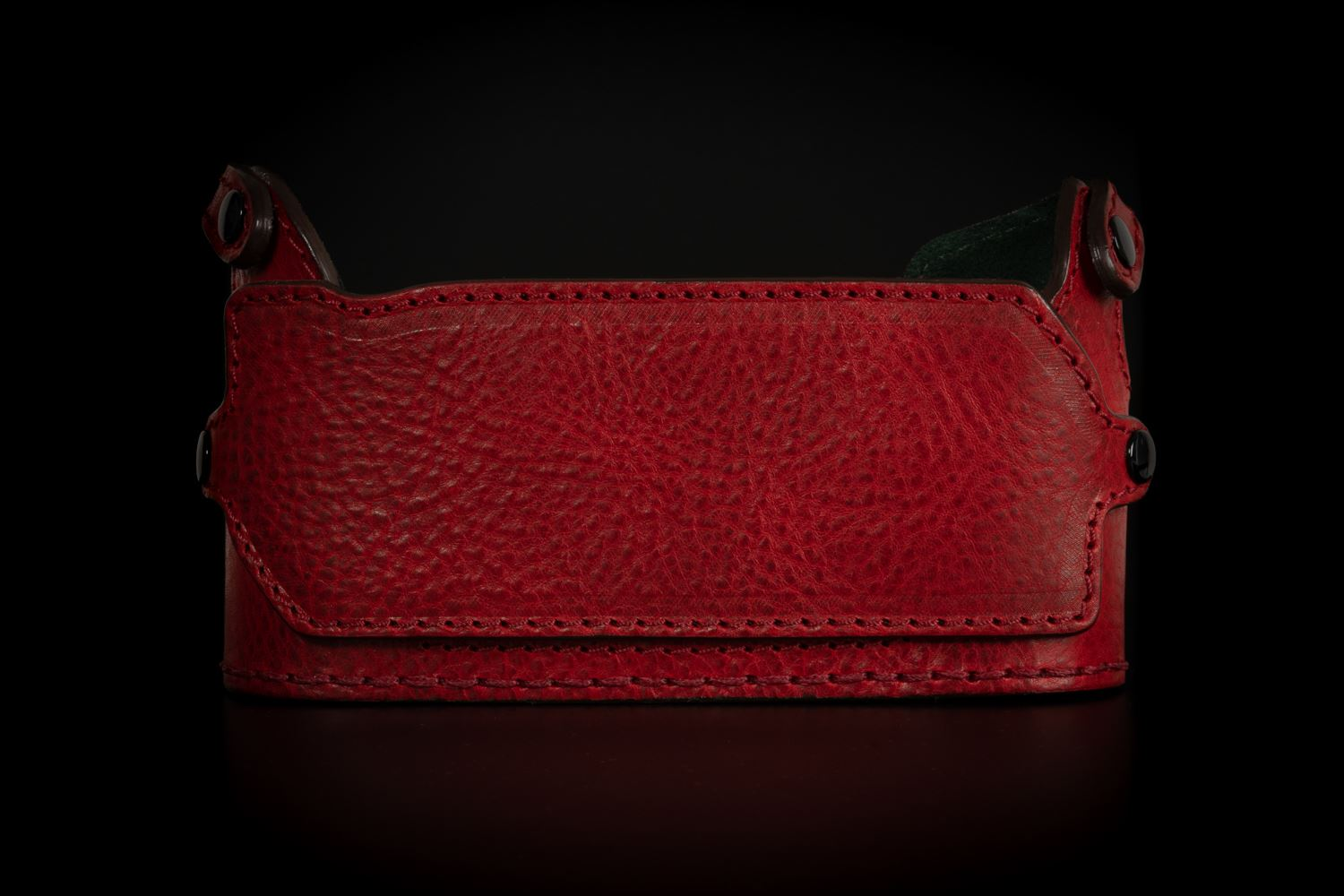 Picture of Angelo Pelle Half Case for M10 - Red