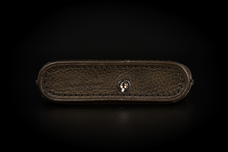 Picture of Angelo Pelle Half Case for M10 - Safari Green