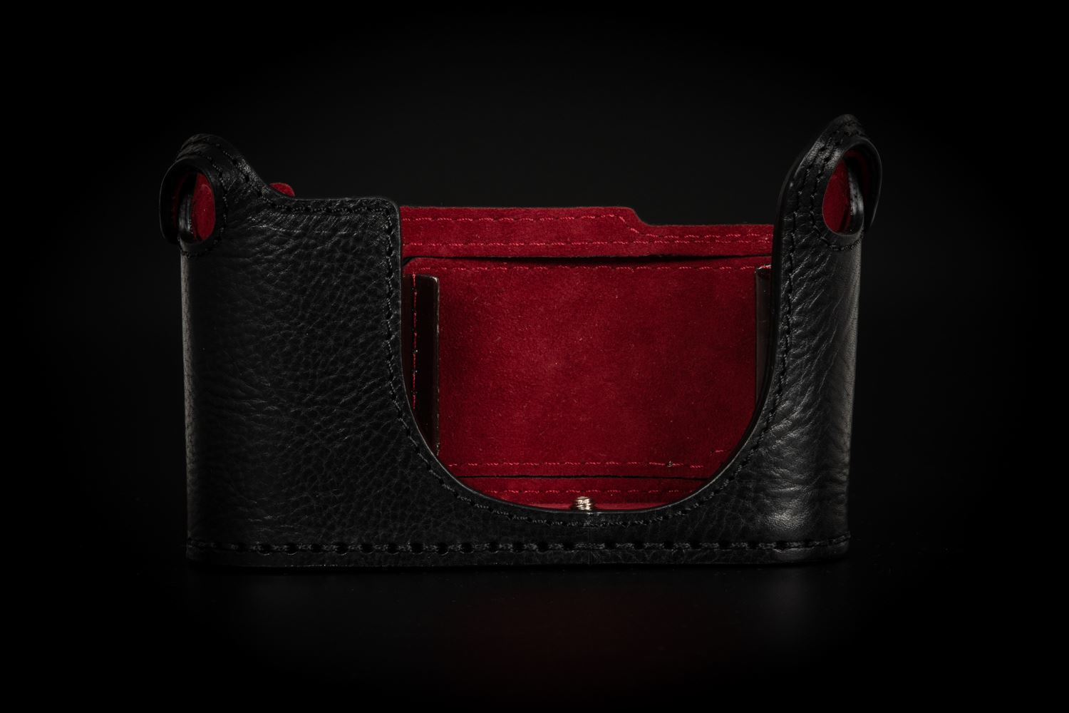 Picture of Angelo Pelle Half Case for Q2 - Black