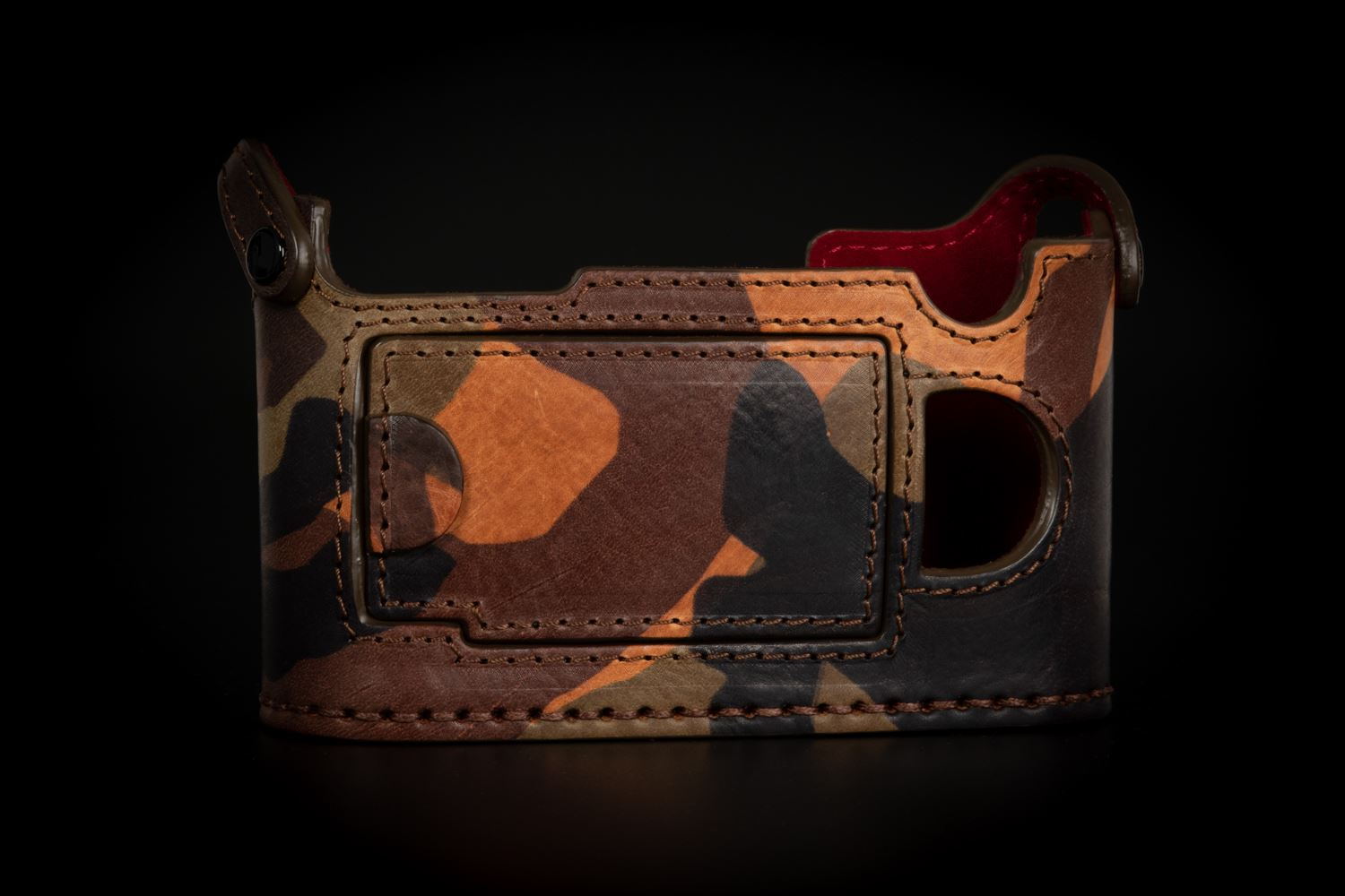 Picture of Angelo Pelle Half Case for Q2 - Camouflage