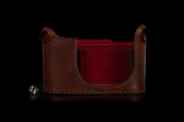 Picture of Angelo Pelle Half Case for Q2 - Foxy Brown
