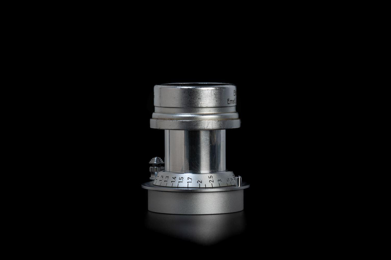 Picture of Leica Elmar 5cm f/3.5 Red Scale LTM Screw