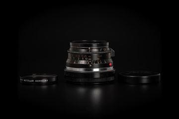 Picture of Leica Summicron-M 35mm f/2 Ver.1 canada 8-element Black