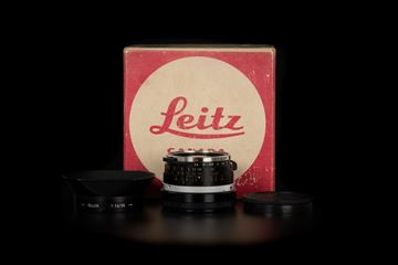 Picture of Leica Summilux-M 35mm f/1.4 Ver.1 Steel Rim Black