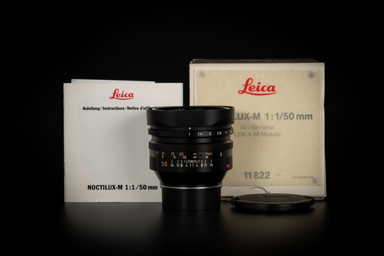Picture of Leica Noctilux-M 50mm f/1 Ver.4
