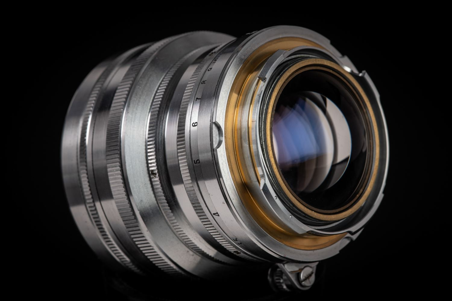 Picture of Zunow 50mm f/1.1 Ball Shape Rear Element