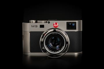 Picture of Leica M9 Titanium Set