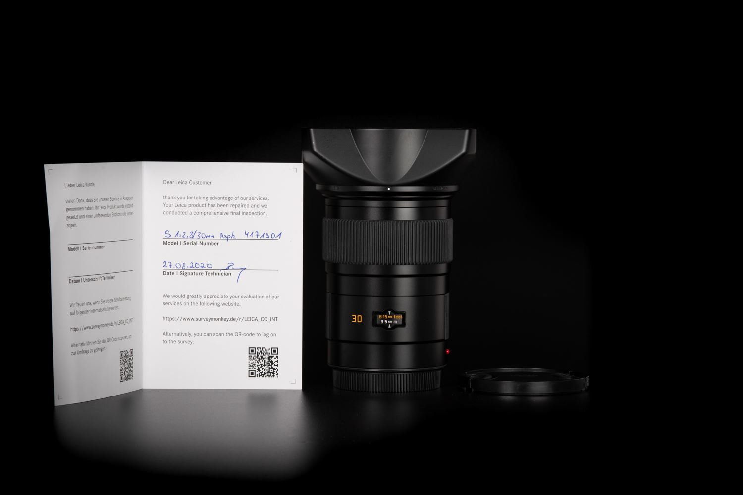 Picture of Leica Elmarit-S 30mm f/2.8 ASPH