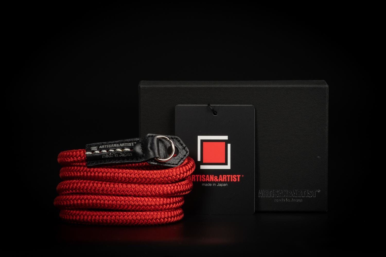 Picture of Artisan & Artist ACAM-301N Red Silk Strap