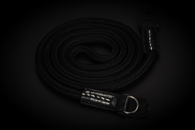Picture of Artisan & Artist ACAM-306N Black Silk Strap