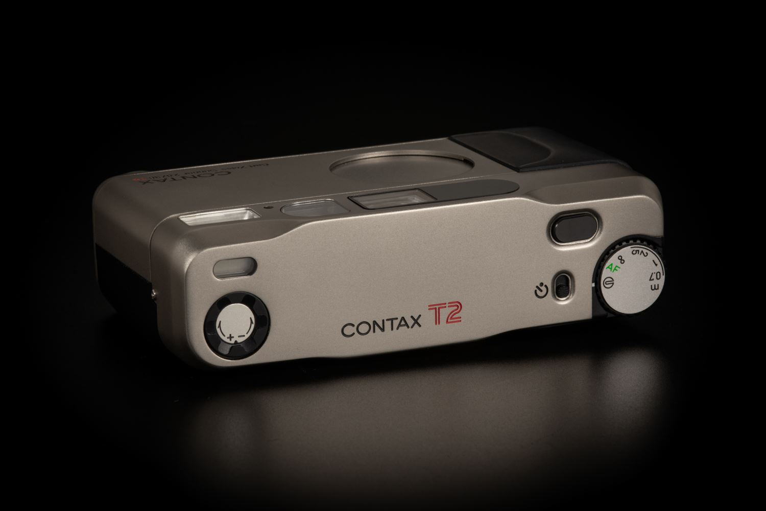 Picture of Contax T2 Carl Zeiss Sonnar 2.8/38mm T*