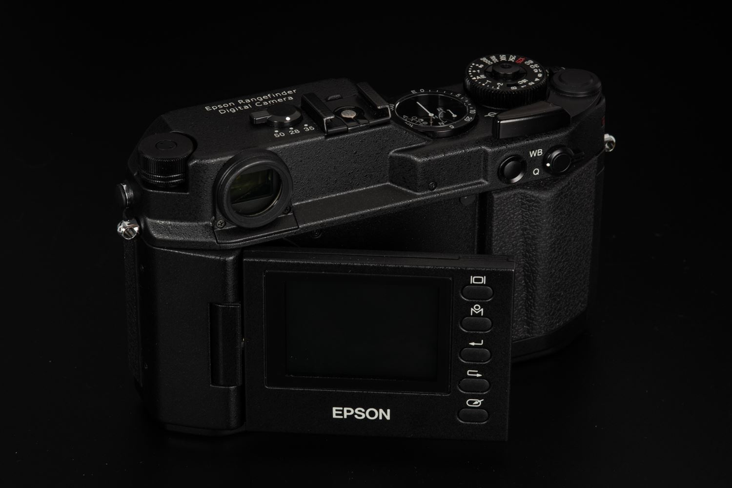 Picture of Epson Rangefinder Digital Camera R-D1S pre-production version