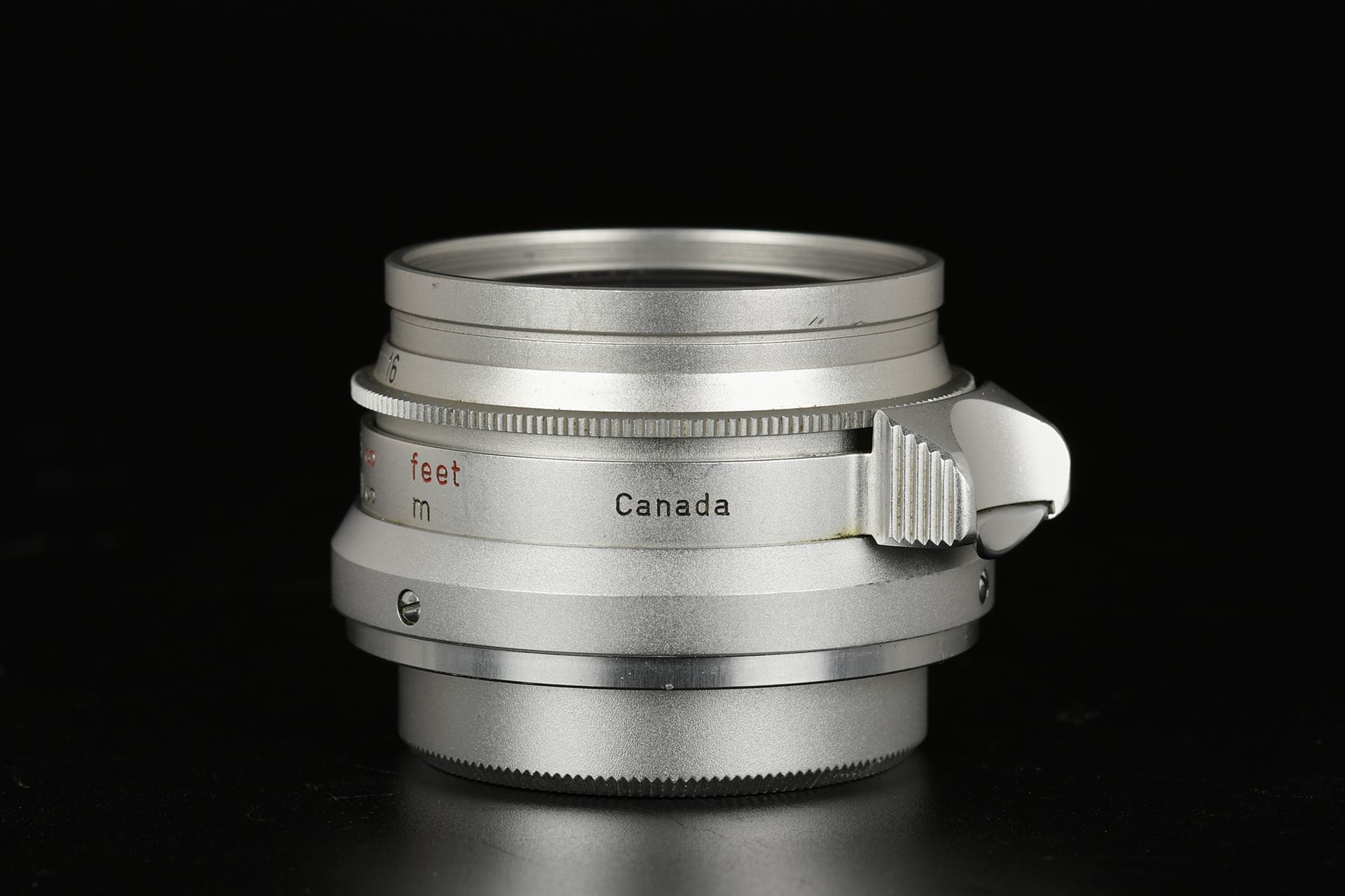 Picture of leica summicron 35mm f/2 8-element screw ltm