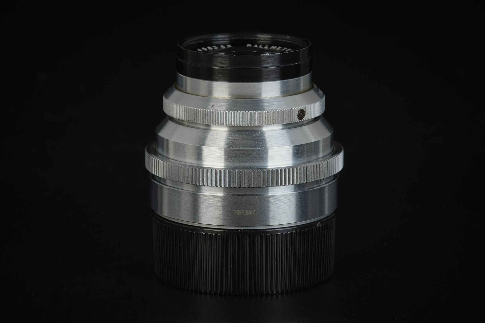 Picture of dallmeyer super-six anastigmat 2inch f/1.9 modified for leica m