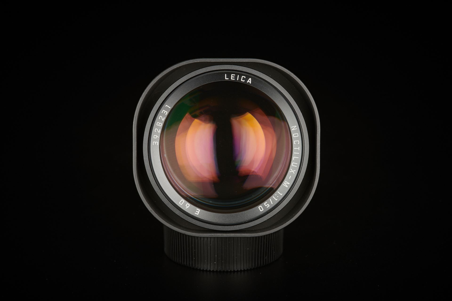 Picture of leica noctilux 50mm f/1 ver 4. e60