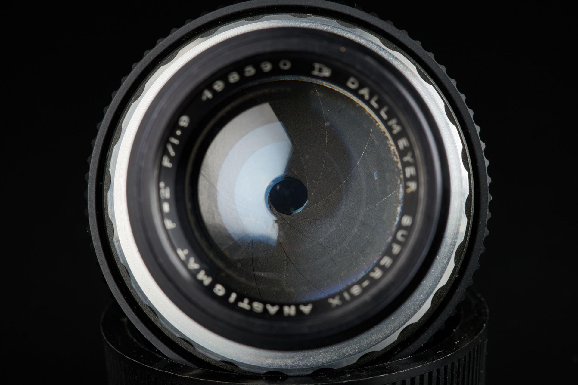 Picture of dallmeyer super-six 2inch f/1.9 dc