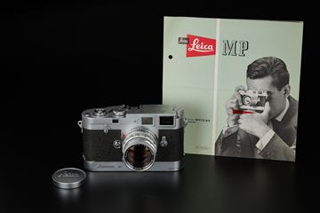 Picture of leica original mp-199 silver