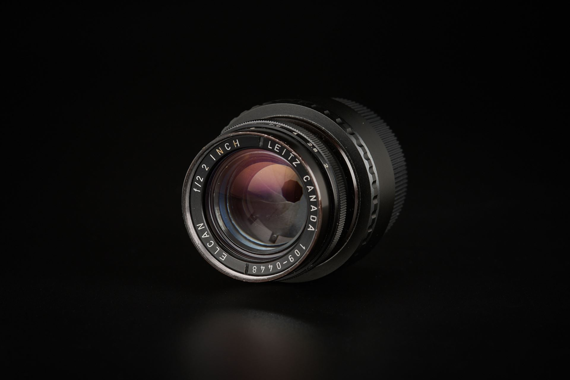 Picture of leica elcan 2inch f/2 modified for m mount