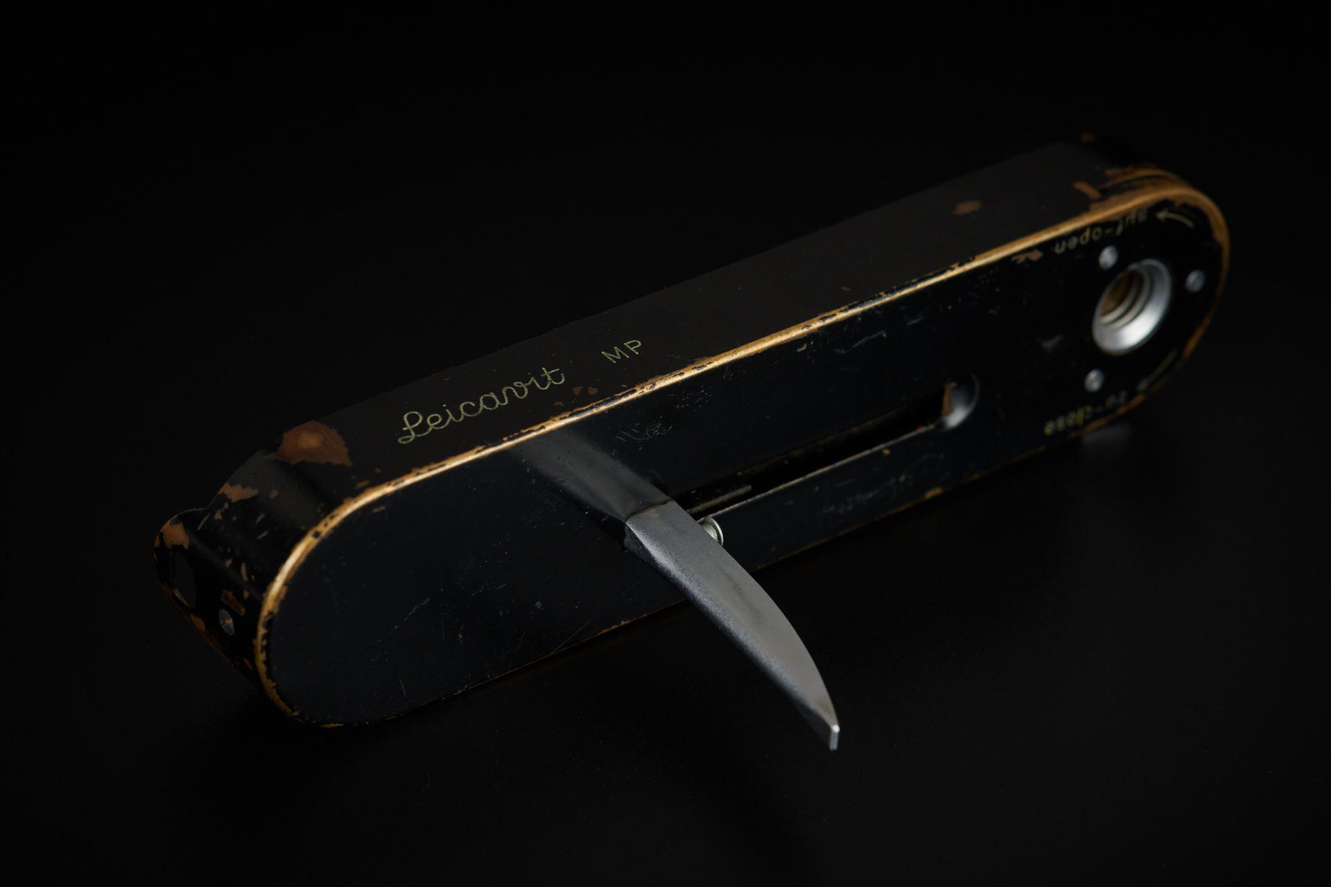 Picture of leicavit Original SYOOM-M Black Paint