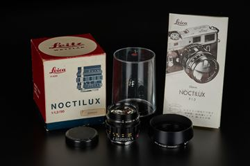 Picture of leica noctilux-m 50mm f/1.2 double asph aa