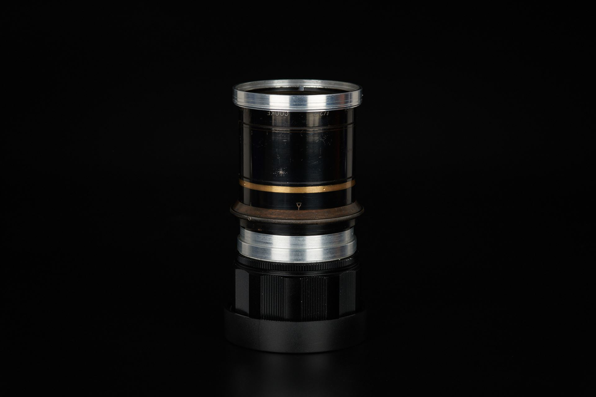 Picture of cooke technicolor 6inch f/2.7 modified to hasselblad v