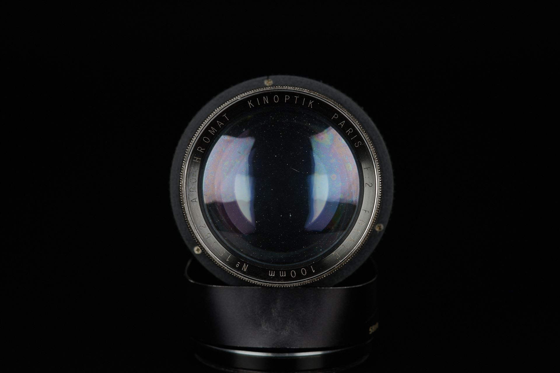 Picture of kinoptik apochromat focale 100mm f/2 mod. to hasselblad v