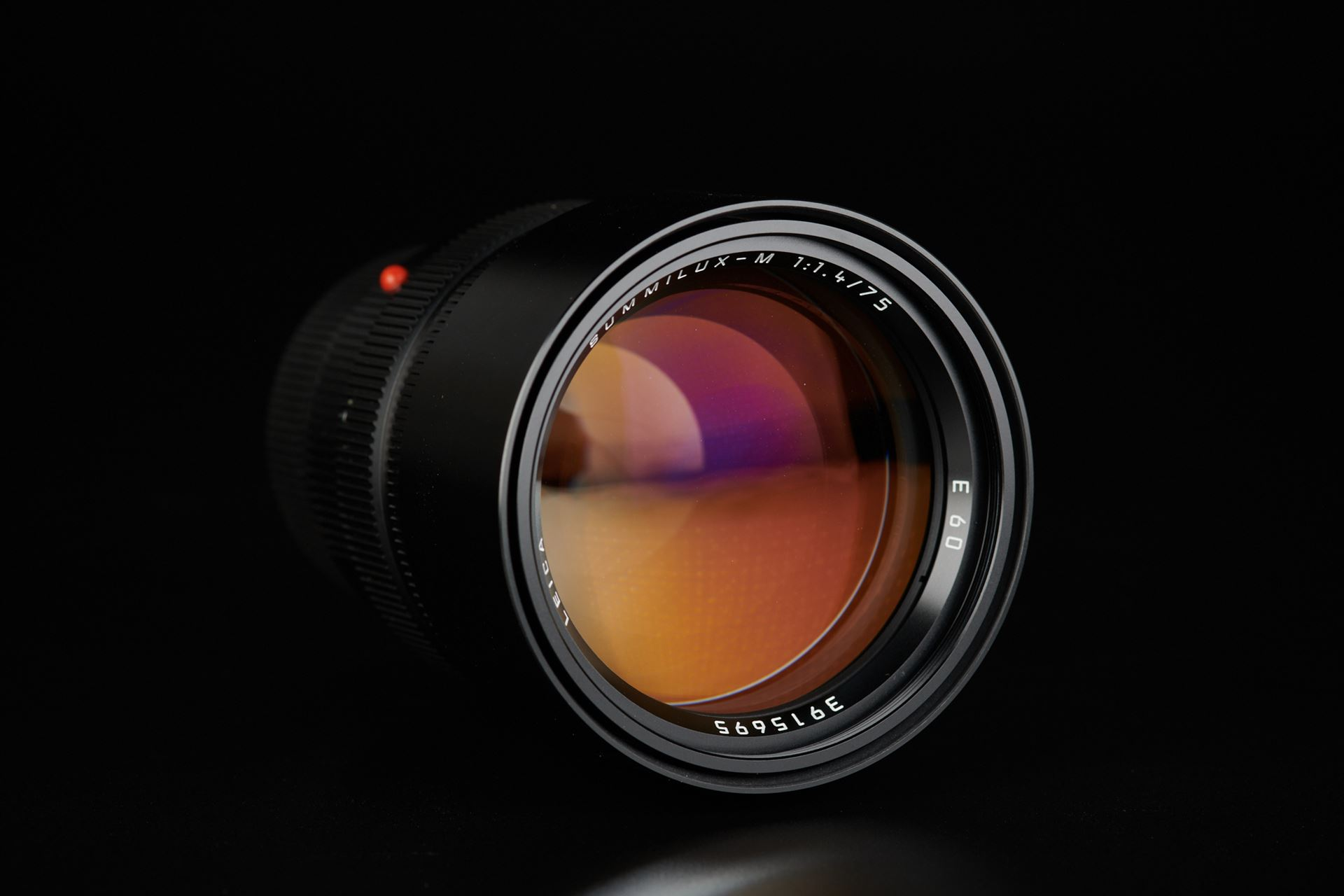 Picture of leica summilux-m 75mm f/1.4 ver.3 germany