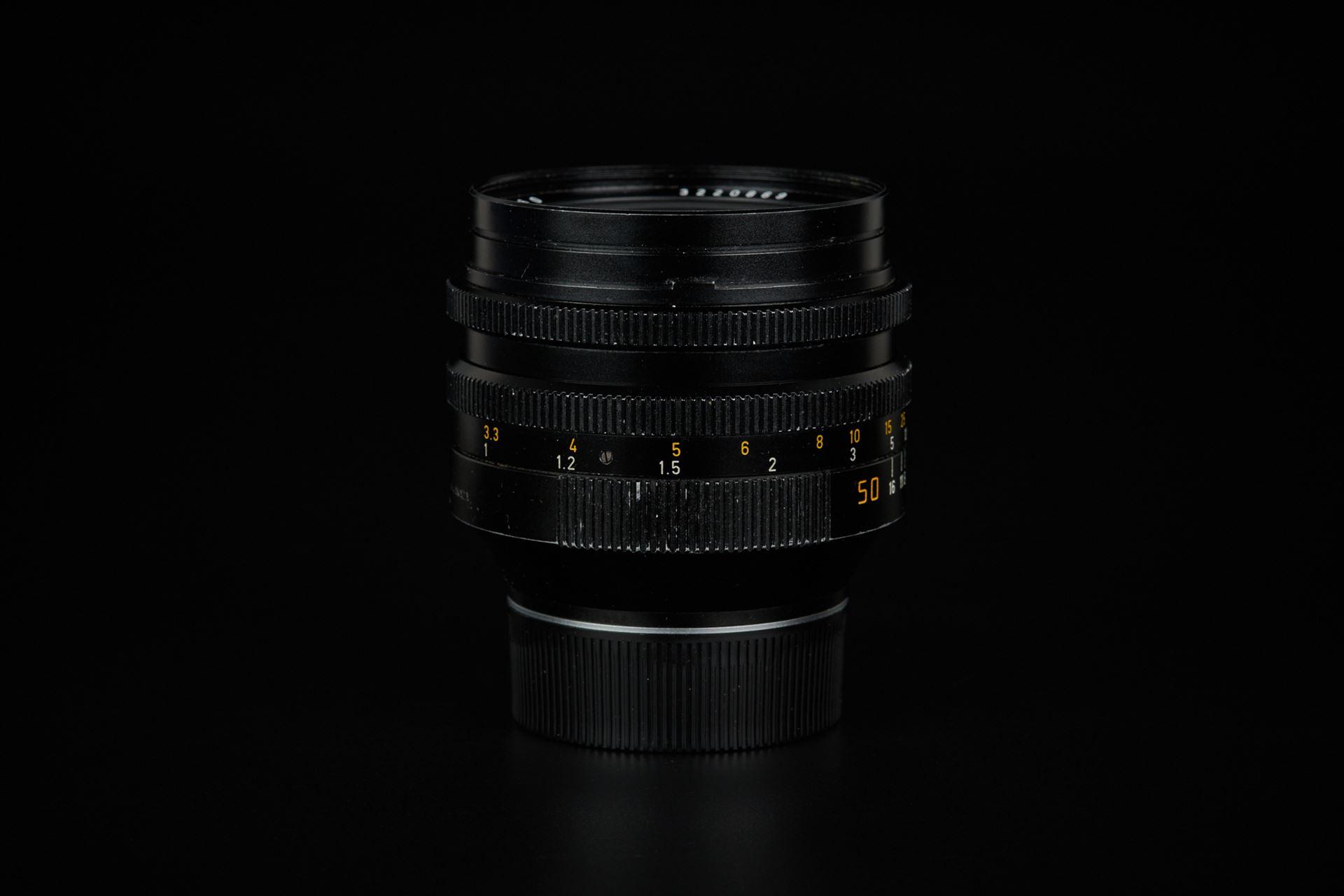 Picture of leica noctilux-m 50mm f/1 ver.3