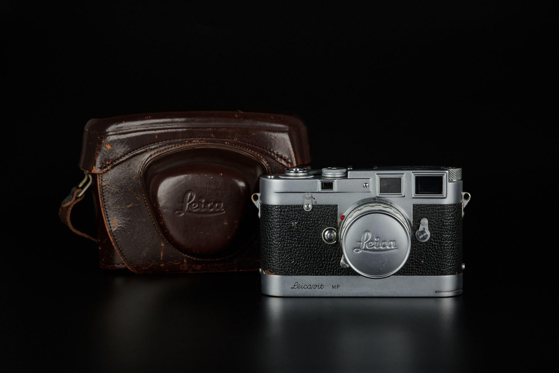 Picture of leica original mp-292 chrome