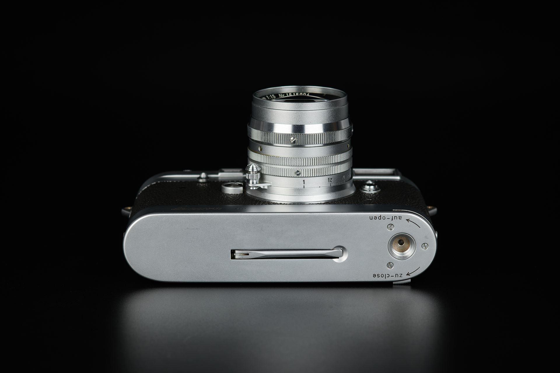 Picture of leica original mp-310 chrome